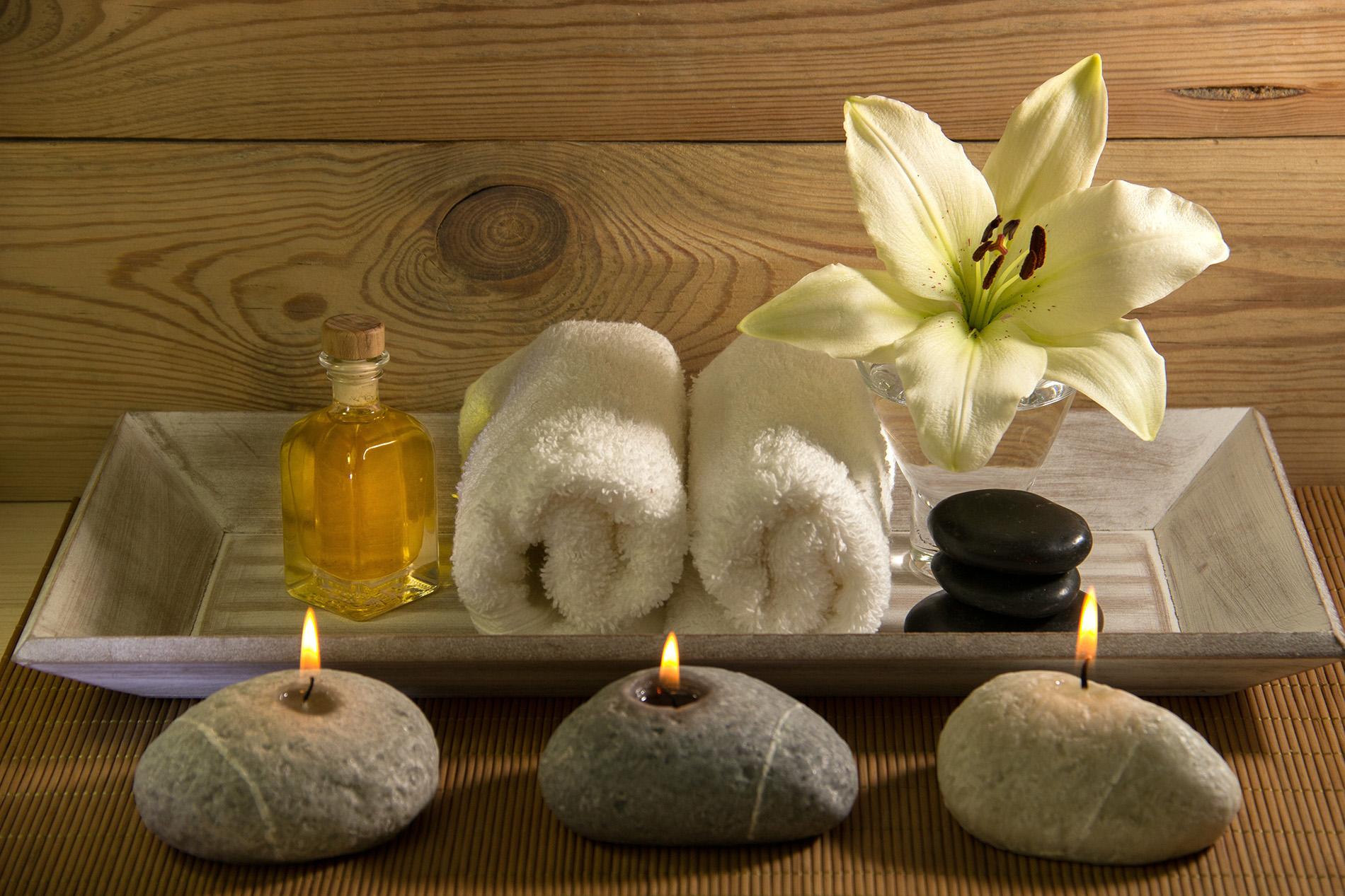 massage oil relax