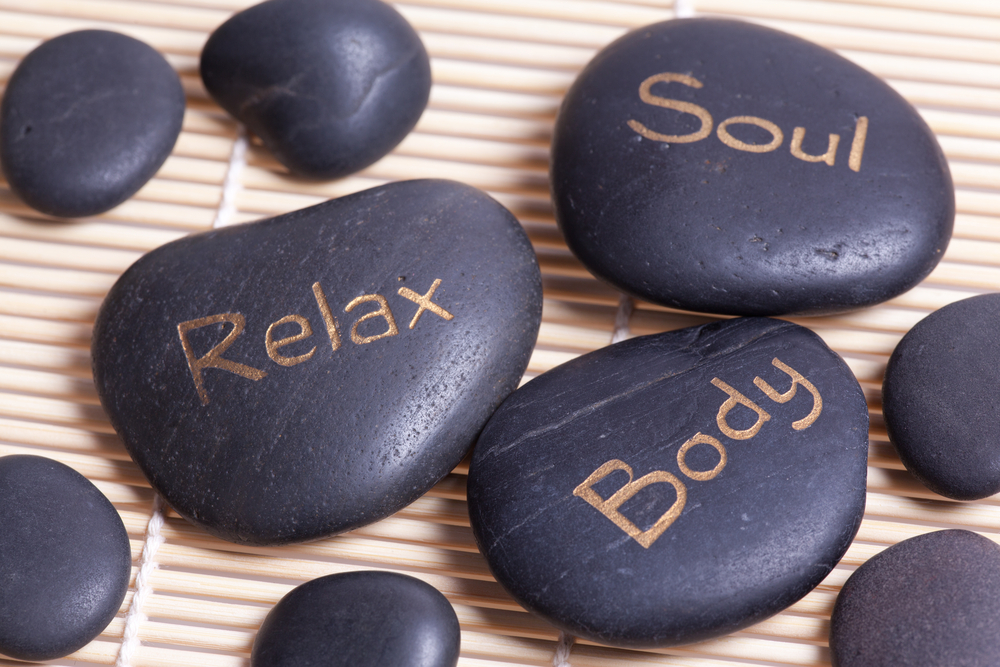 relax body and soul stones